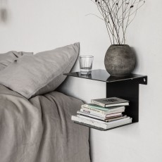 HD, 2C, Shelf, Book, Black antiquel: 25 cm, w: 32