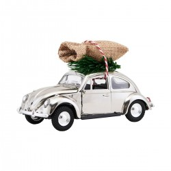 XMAS CAR - Zink - House Doctor - Lille