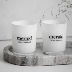 Duftlys - Meraki -  Winter edition